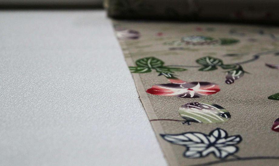 羽賀さんの織物